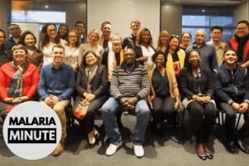 Malaria Minute | Malaria World Congress | Tuesday 3rd July