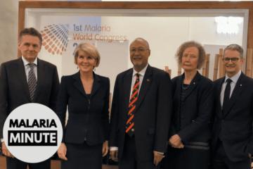 Malaria Minute | Malaria World Congress | Monday 2nd July